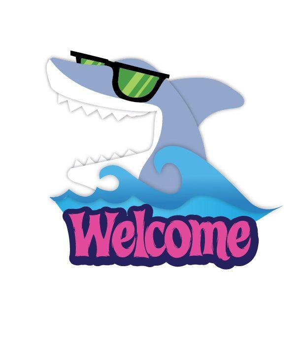 Shark Welcome
